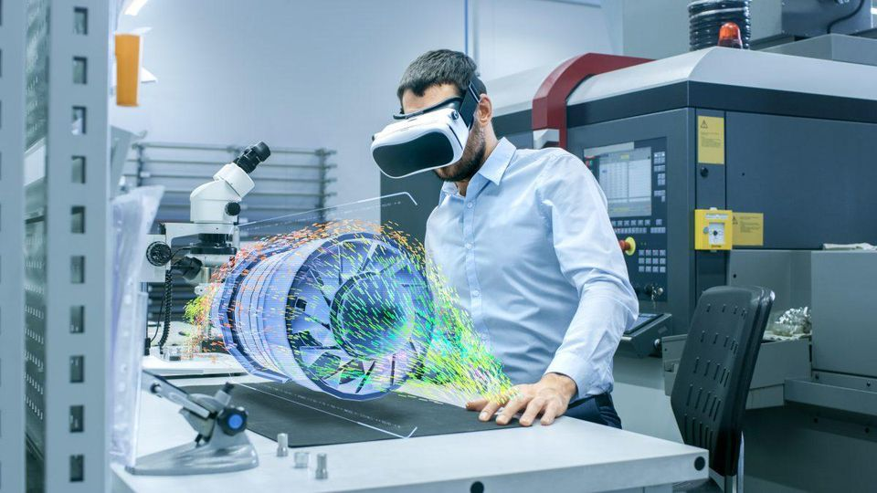 AR-VR Trends to watch in 2019