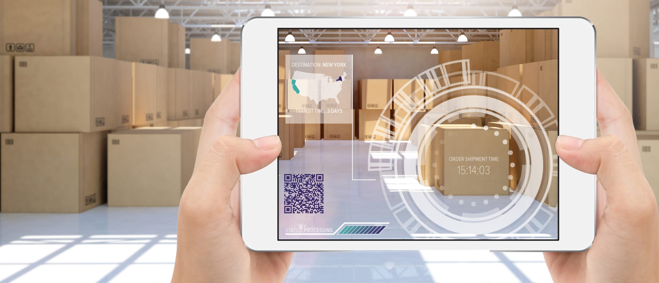 Augmented Reality Comes to the Workplace