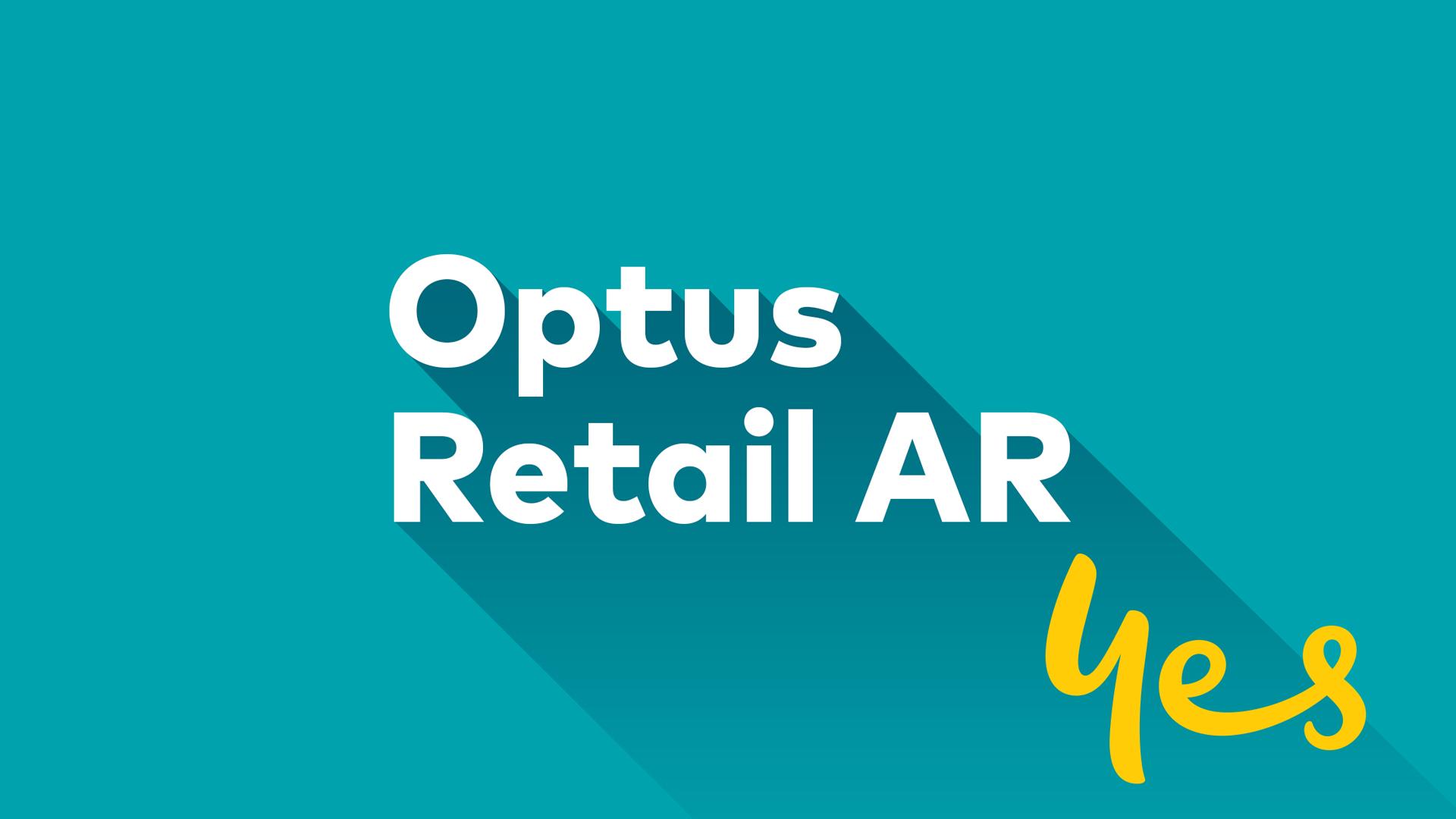 Optus Retail Augmented Reality AR Experiences