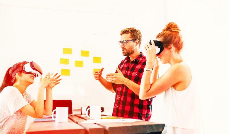 augmented reality content creation and development partner agency sydney brisbane sunshine coast
