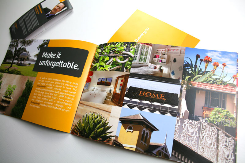 Brochure design branding creative agency brisbane sunshine coast
